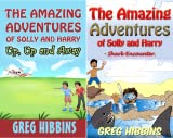 The Amazing Adventures Of Solly And Harry (2 Book Series)