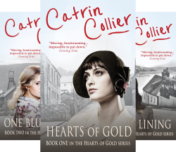 The Hearts of Gold (9 Book Series) by  Catrin Collier