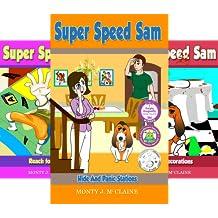 Super Speed Sam (7 Book Series)