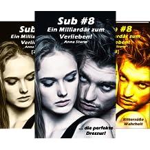 Sub #8 - Reihe (Reihe in 3 Bänden)
