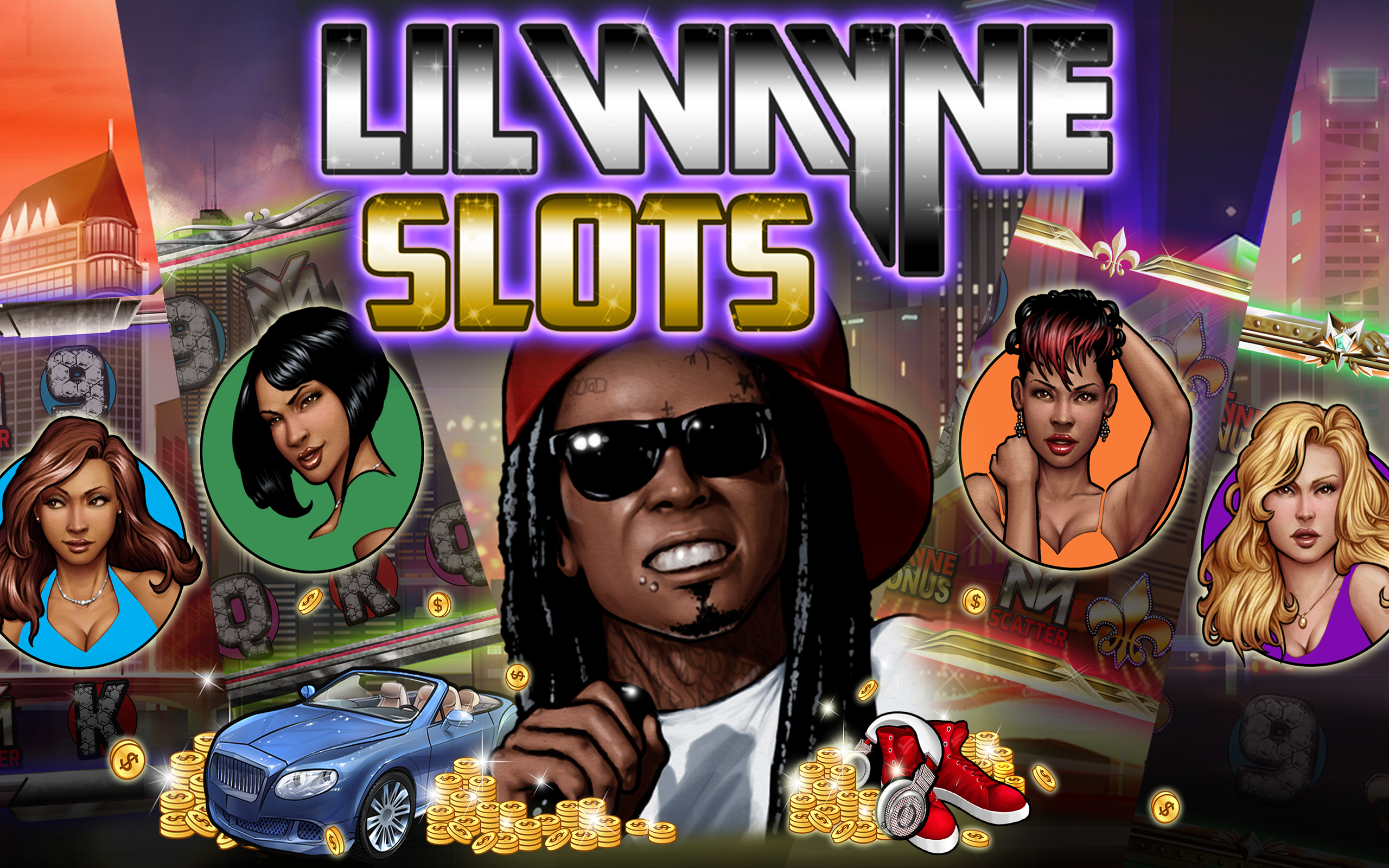 lil slot machine free