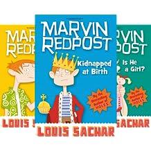 Marvin Redpost (8 Book Series)