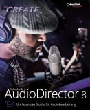 CyberLink AudioDirector 8  Bild