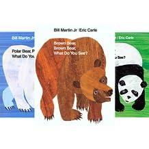 Brown Bear & Friends Board Books