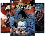 Batman - Detective Comics (5 Book Series)