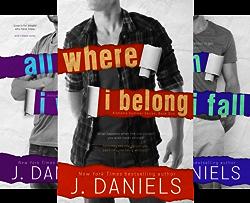 Alabama Summer (5 Book Series) by  J. Daniels