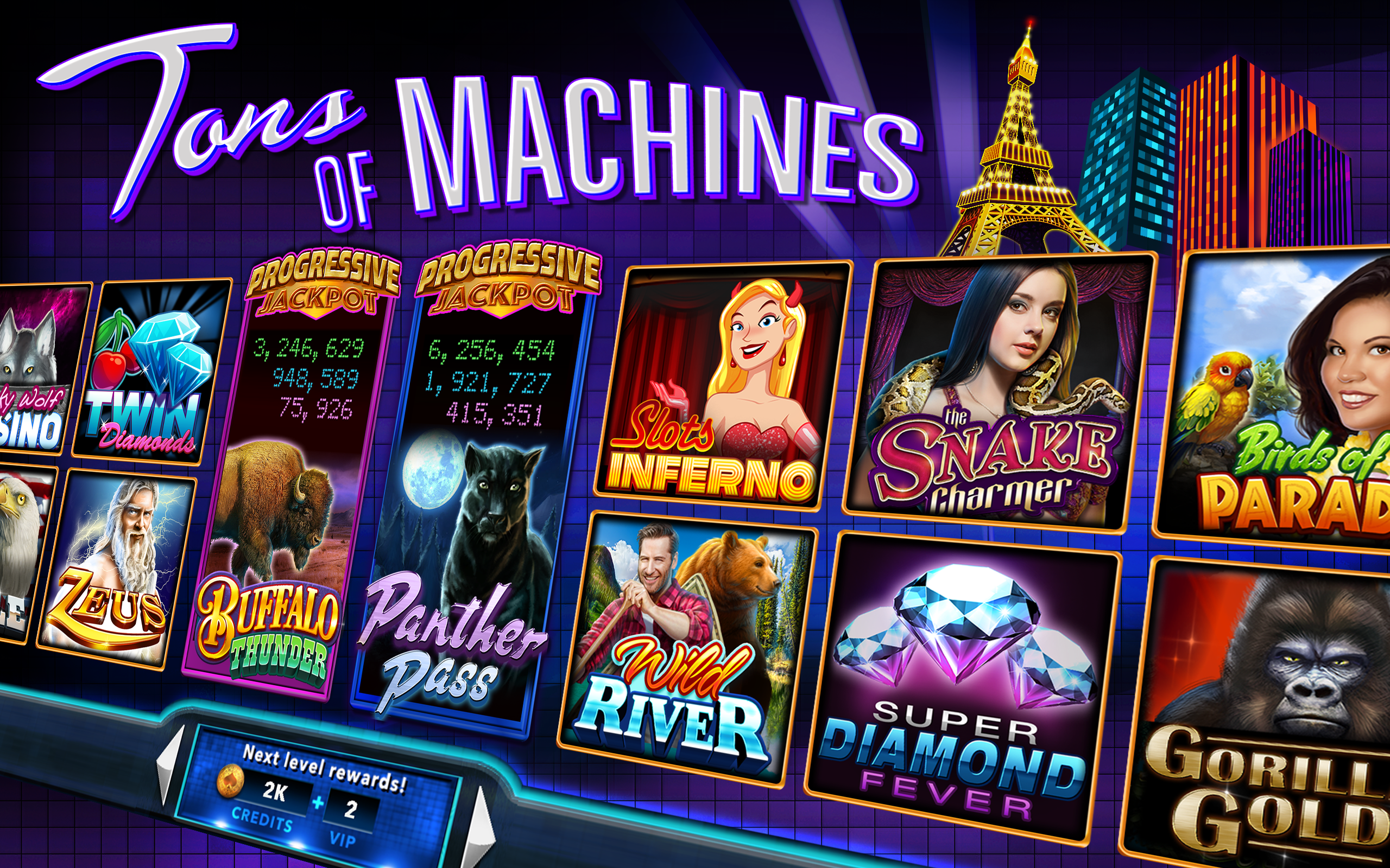 Vegas slot casino promotion code
