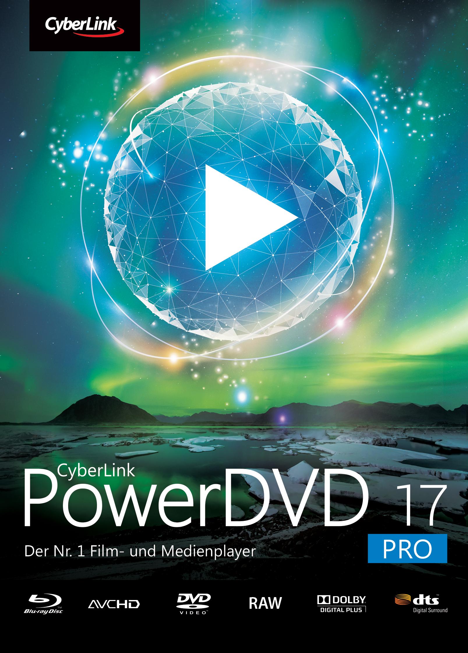 PowerDVD 17 Pro [Download]
