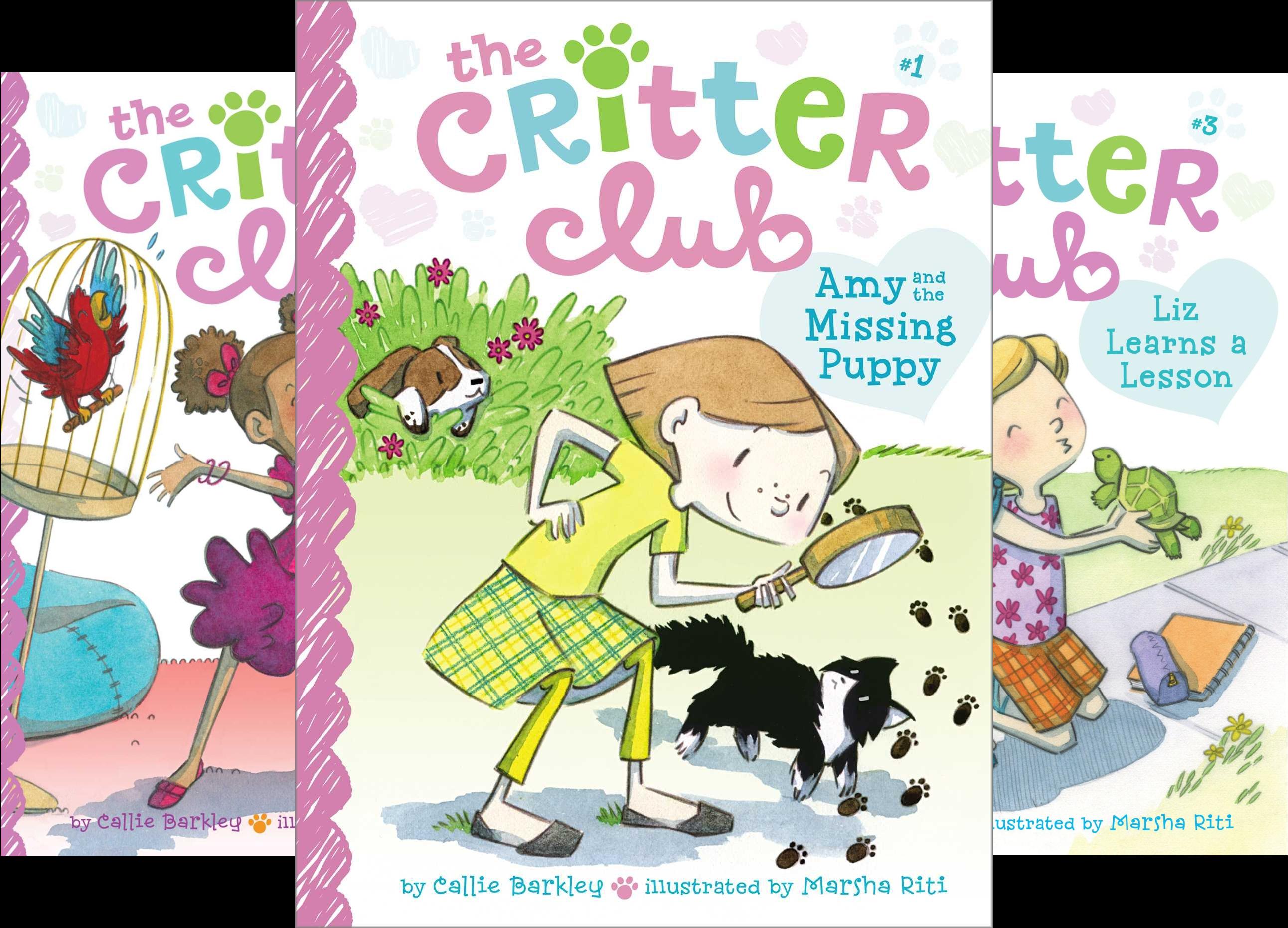The Critter Club (19 Book Series)