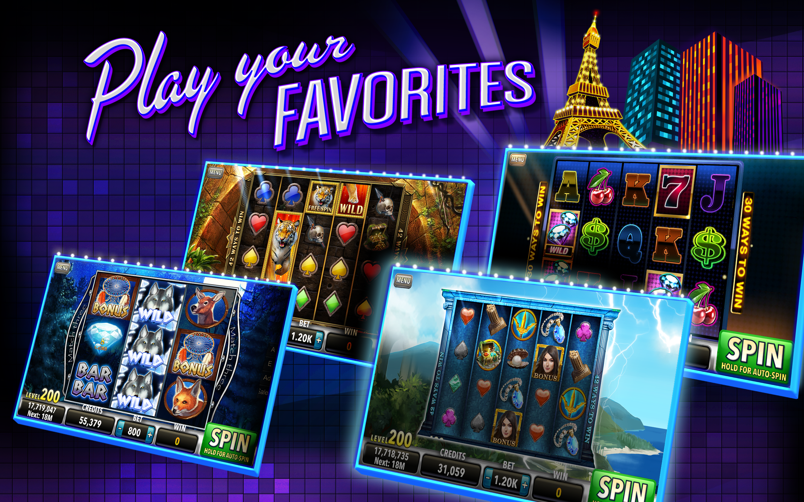 Free slot games to play for free with bonus