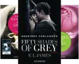 Fifty Shades of Grey (Reihe in 3 Bänden) - E L James