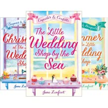 The Little Wedding Shop by the Sea (4 Book Series)