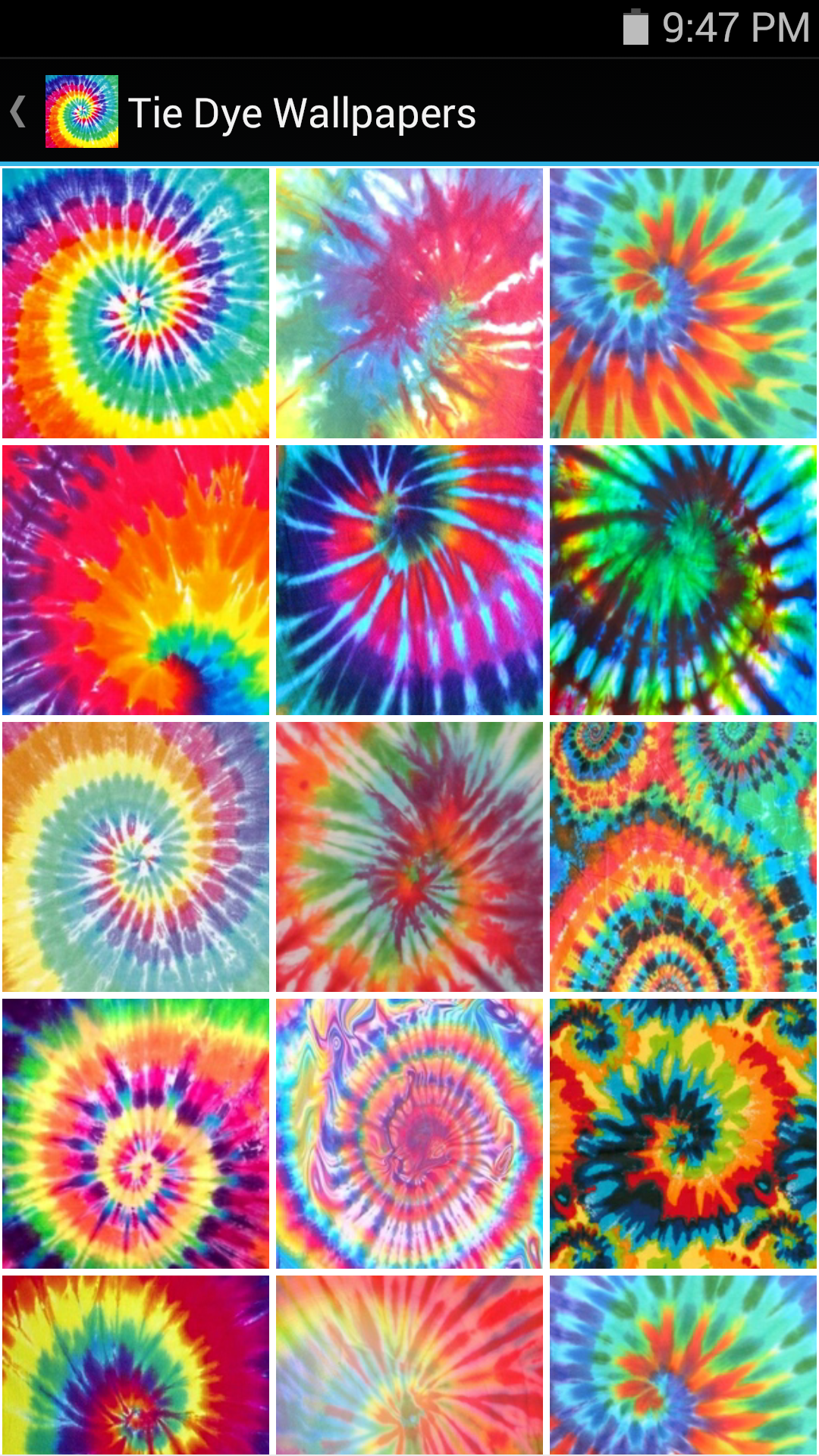 Tie Dye Wallpapers Amazoncouk Appstore For Android