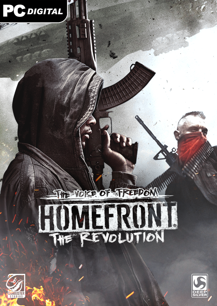 Homefront: The Revolution - The Voice of Freedom [PC Code - Steam]