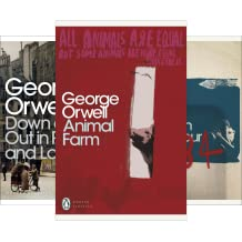 The Essential Orwell Boxed Set: Animal Farm, Down and Out in Paris and London, Nineteen Eighty-Four, Shooting an Elephant and Other Essays (Penguin Modern Classics) (4 Book Series)