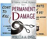 A Valerie Urniak Mystery (9 Book Series)