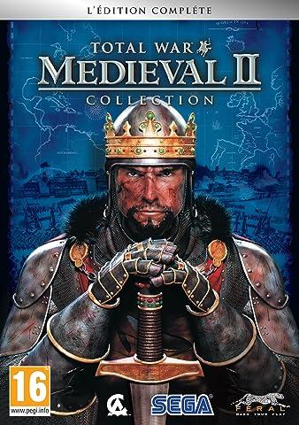 Medieval II : Total War Collection (Mac) [Code Jeu Mac - Steam]