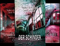 Daria-Storm-Thriller (Reihe in 3 Bänden) von  Nadine d'Arachart Sarah Wedler Nadine  d'Arachart