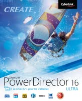 PowerDirector 16 – UltraWith an intuitive interface and an unrivaled feature set, PowerDirector delivers high-end performance editing for both standard and 360º video. Built to be flexible, yet powerful, PowerDirector remains the definite video ed...