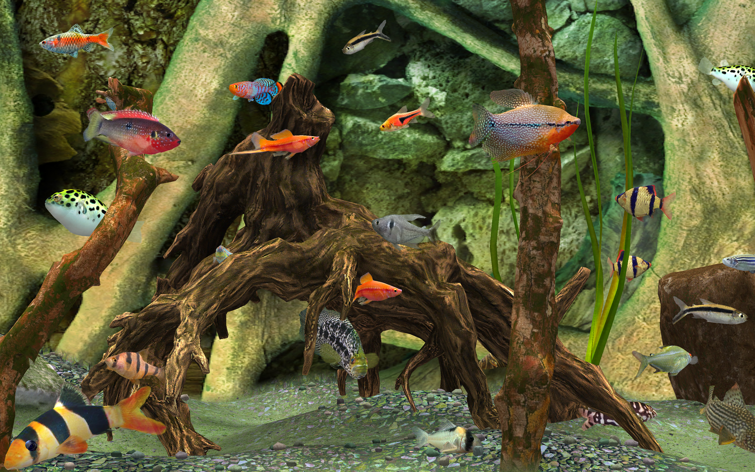 Fish Farm 3 - Simulateur Aquarium 3D