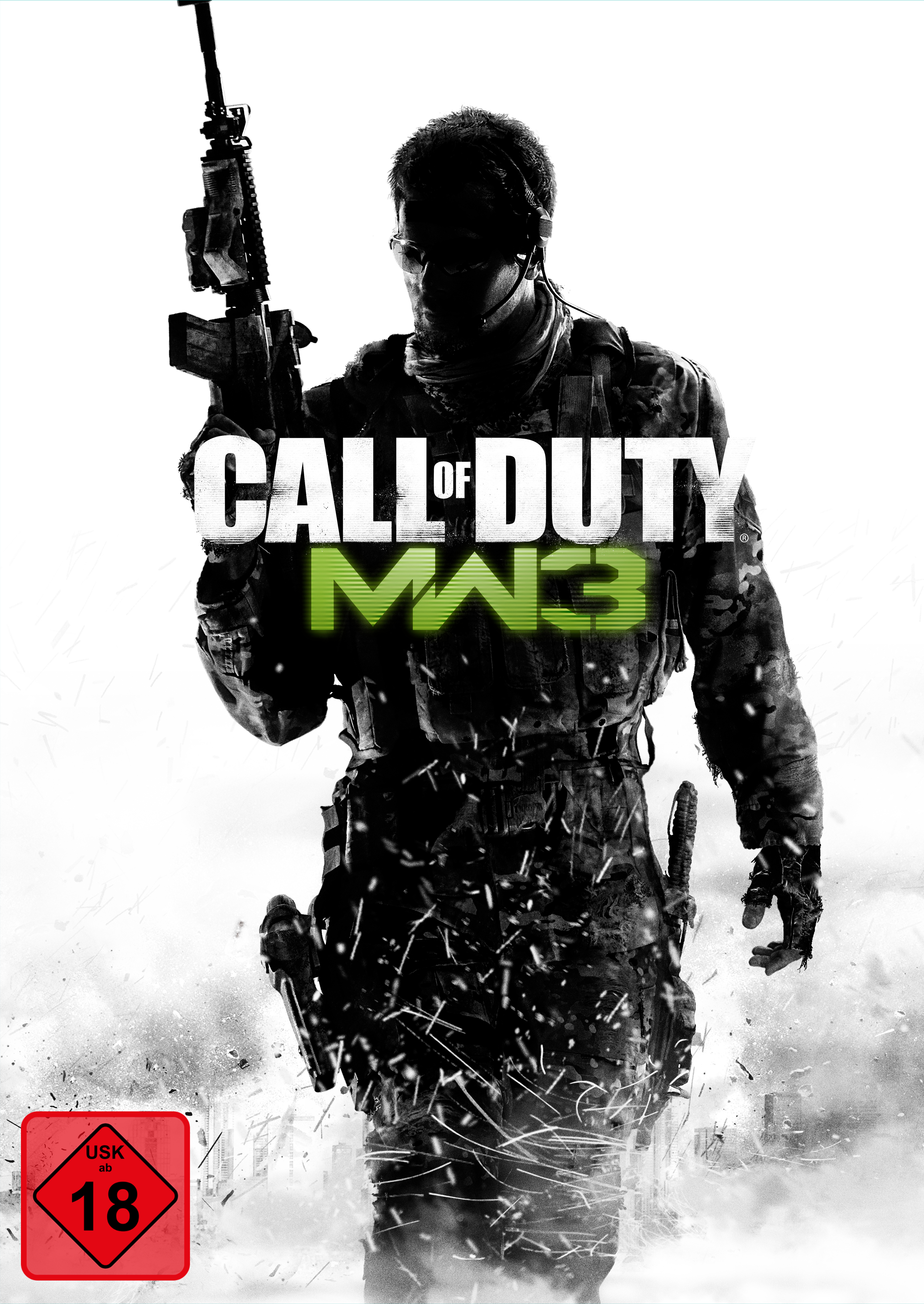 Preisvergleich Produktbild Call of Duty: Modern Warfare 3 [PC Code - Steam]
