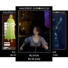 Haldred Chronicles (3 Book Series)