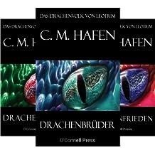 Das Drachenvolk von Leotrim (Reihe in 3 Bänden)