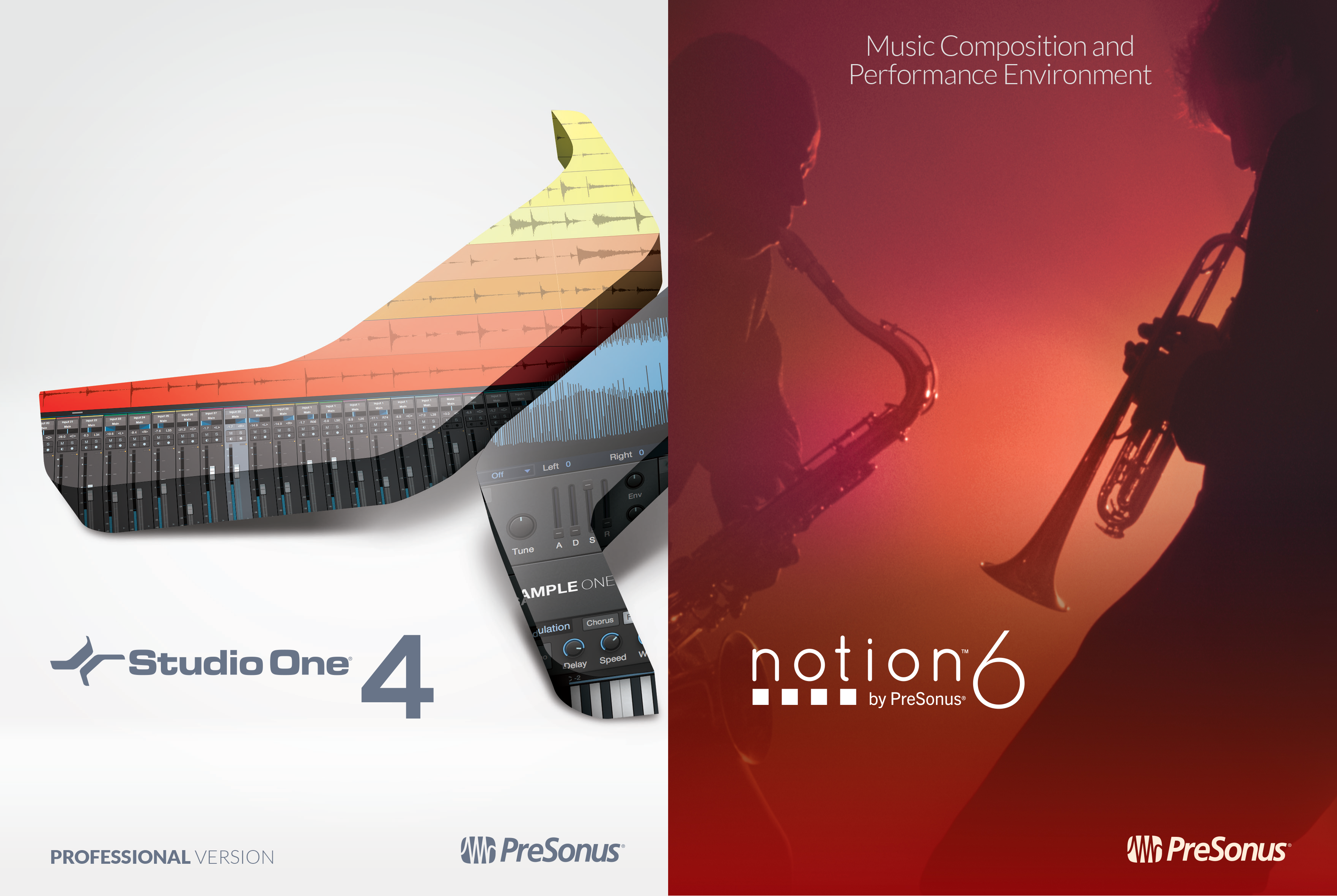 PRESONUS Studio One 4 - Für X Musik-software Logic