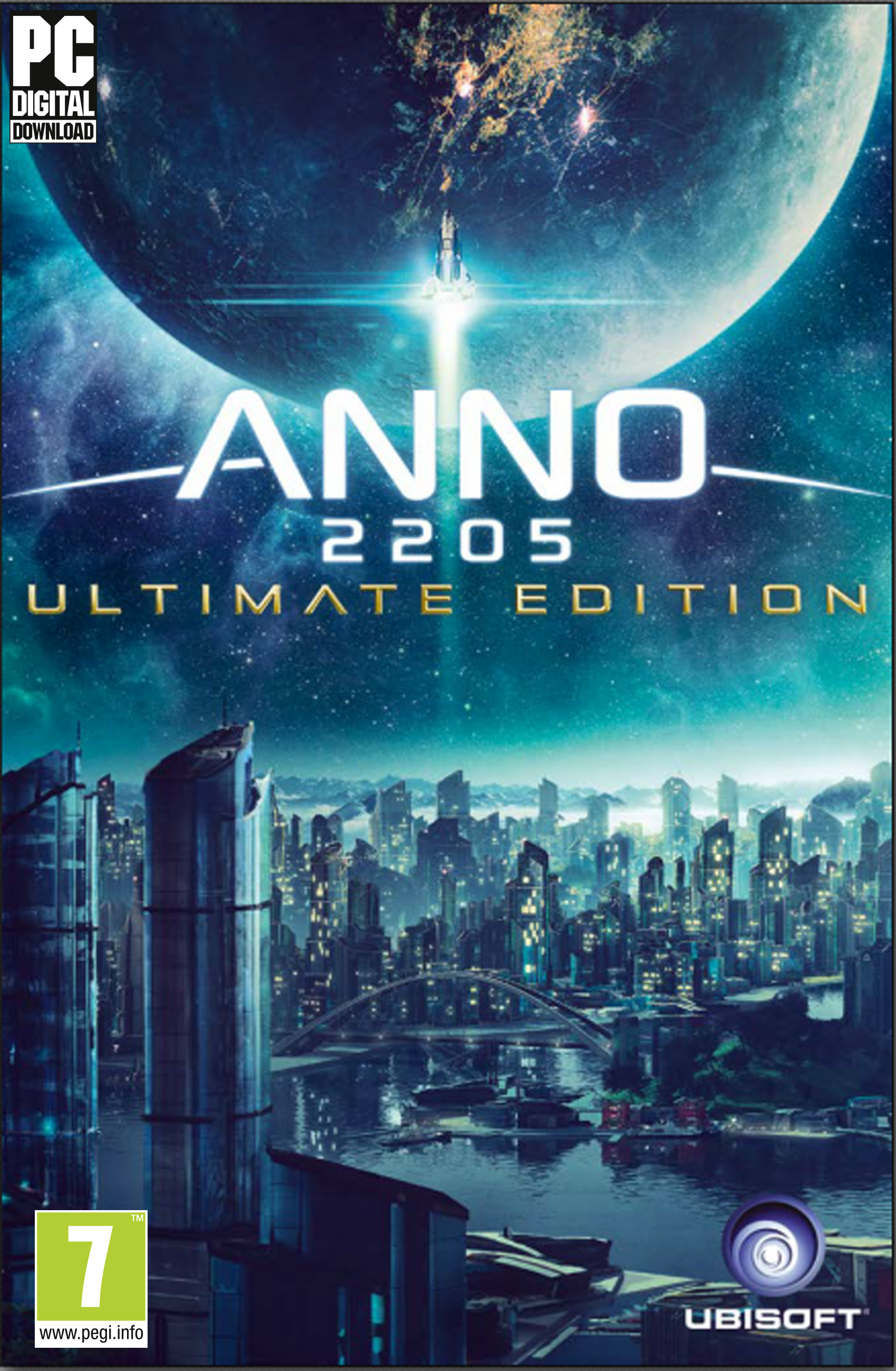Anno 2205 - Ultimate Edition [Code Jeu PC - Uplay]