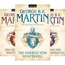 Das Lied von Eis und Feuer (Reihe in 10 Bänden)