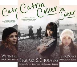 Brothers and Lovers Series (6 Book Series) by  Catrin Collier