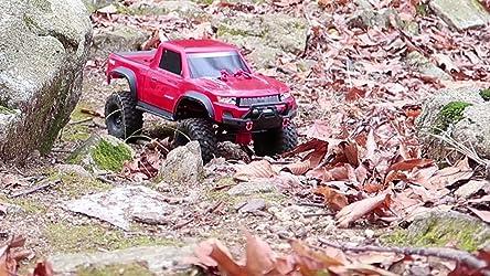 1:10 Elektro Crawler TRX4 Sport Rot RTR