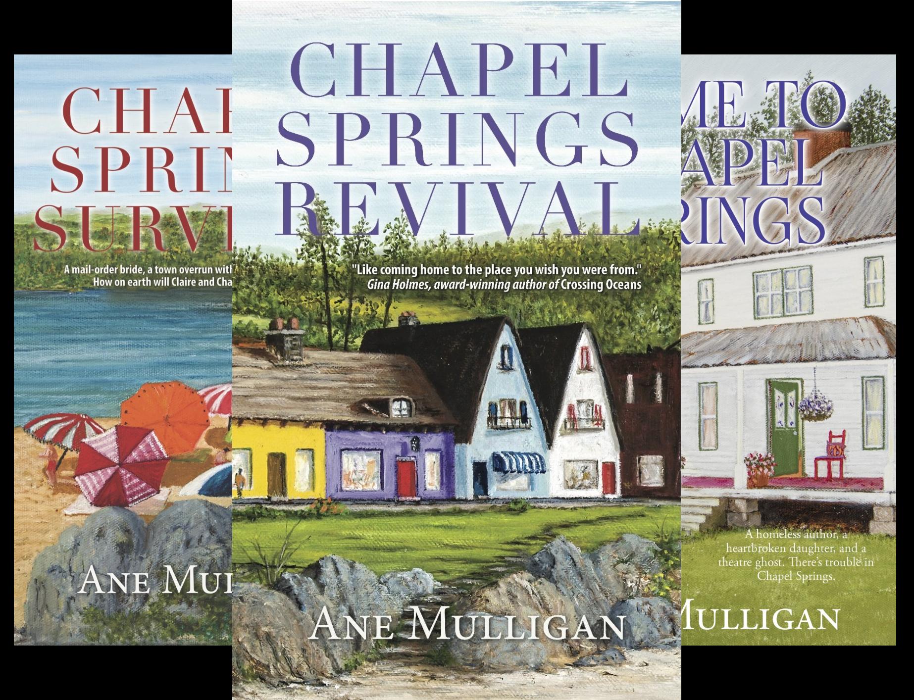 Chapel Springs Series (4 Book Series)