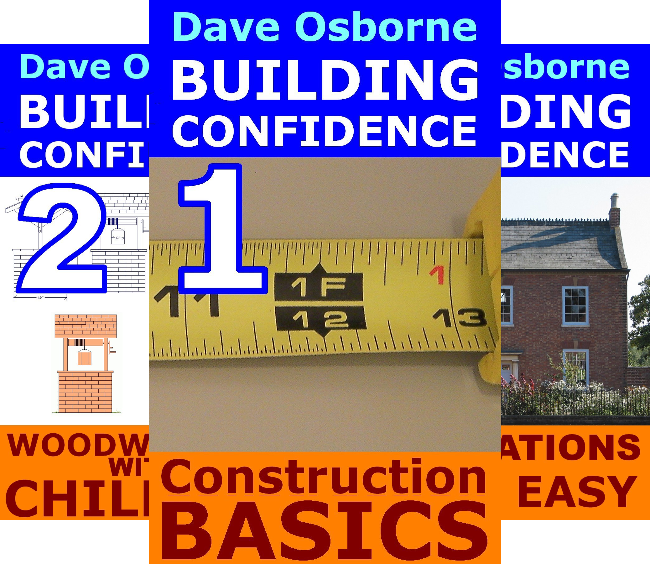Building Confidence (10 Book Series)