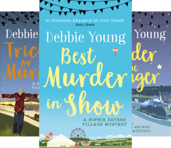 Sophie Sayers Village Mysteries (4 Book Series) by  Debbie Young