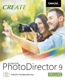 CyberLink PhotoDirector 9 Deluxe [Download]