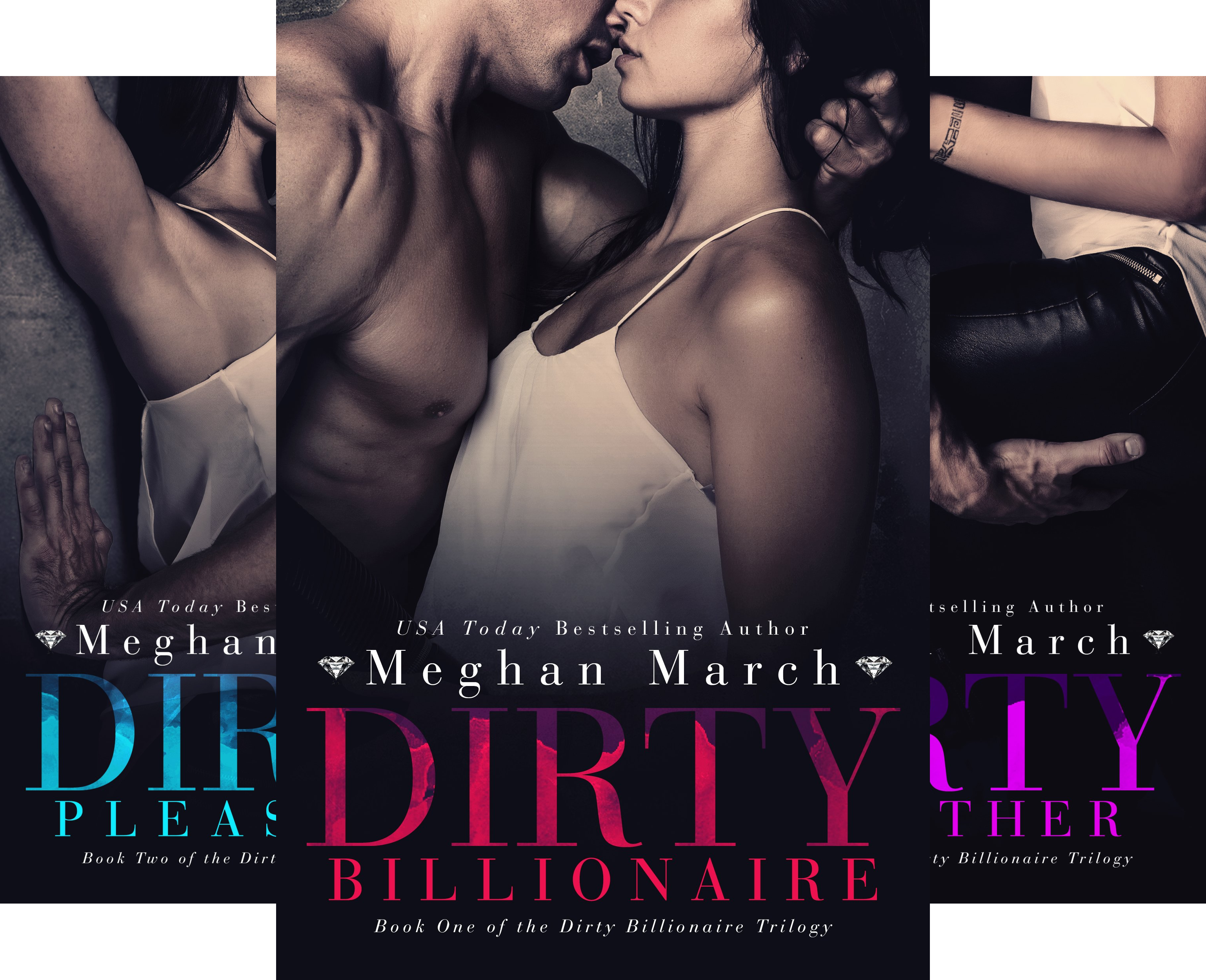 The Dirty Billionaire Trilogy (3 Book Series)