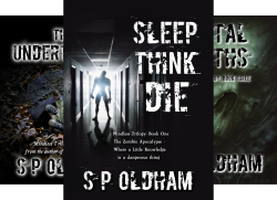 Mindless Trilogy (3 Book Series) by  S P Oldham S P  Oldham