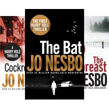 Harry Hole (10 Book Series)