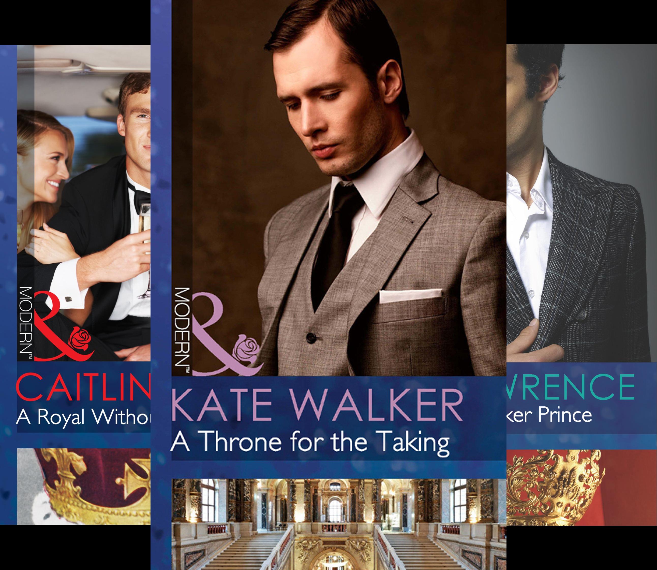 Royal & Ruthless (4 Book Series)