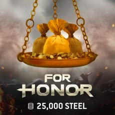 For Honor - 25.000 Einheiten Stahl [PC Code - Uplay]
