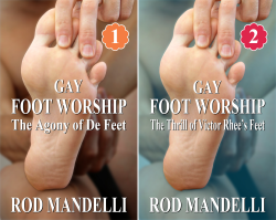 Gay men foot worship