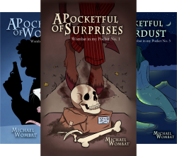 Wombat in my Pocket (3 Book Series) by  Michael Wombat