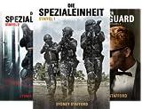 Die Spezialeinheit (Reihe in 4 Bänden)