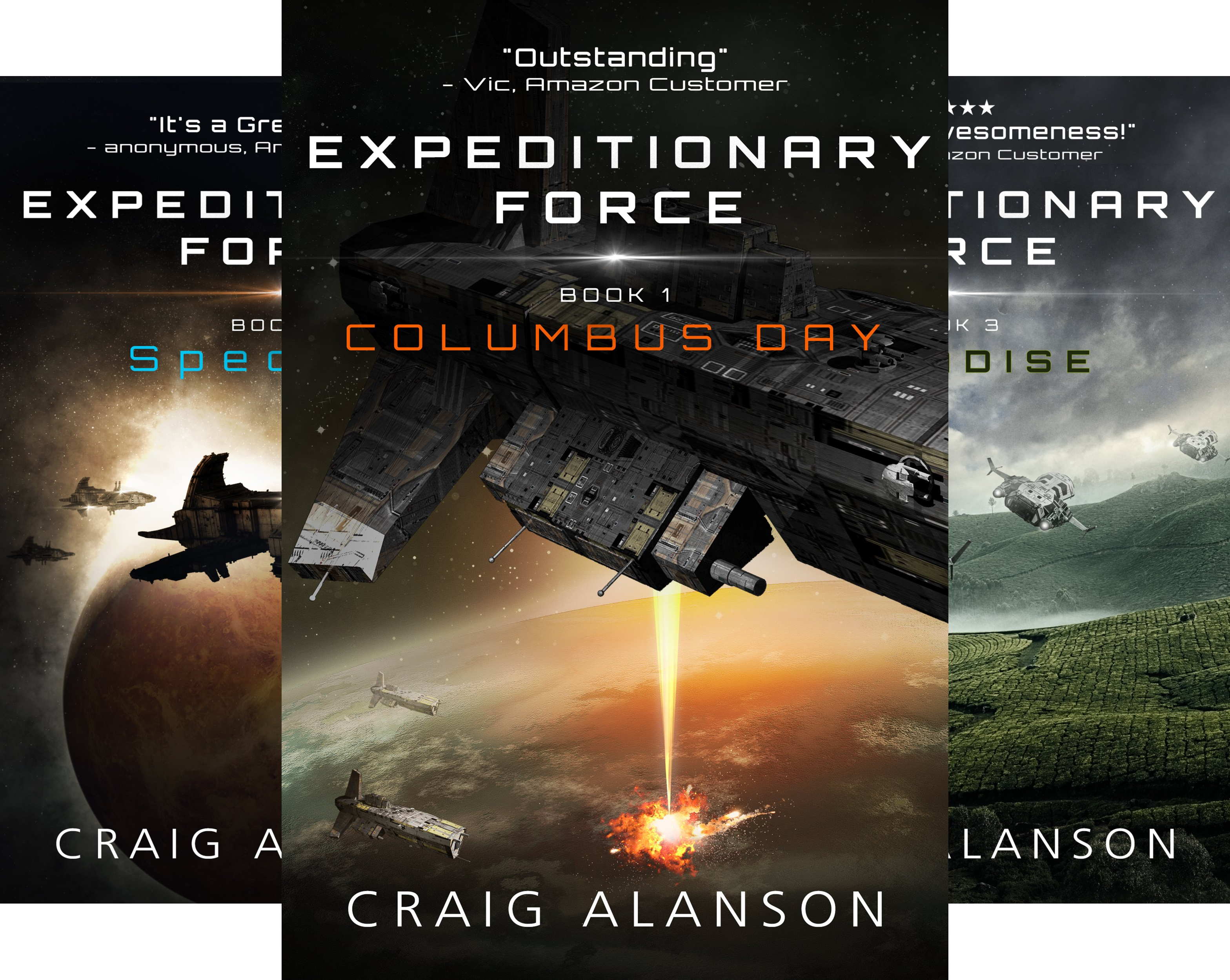 expeditionary force book 6