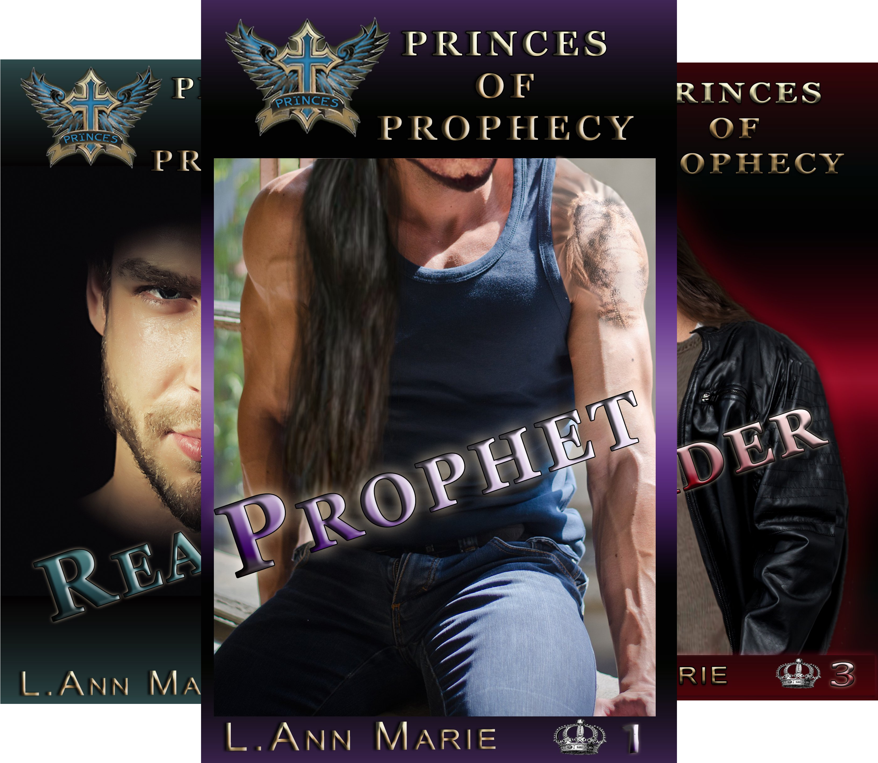 Princes of Prophecy (6 Book Series)