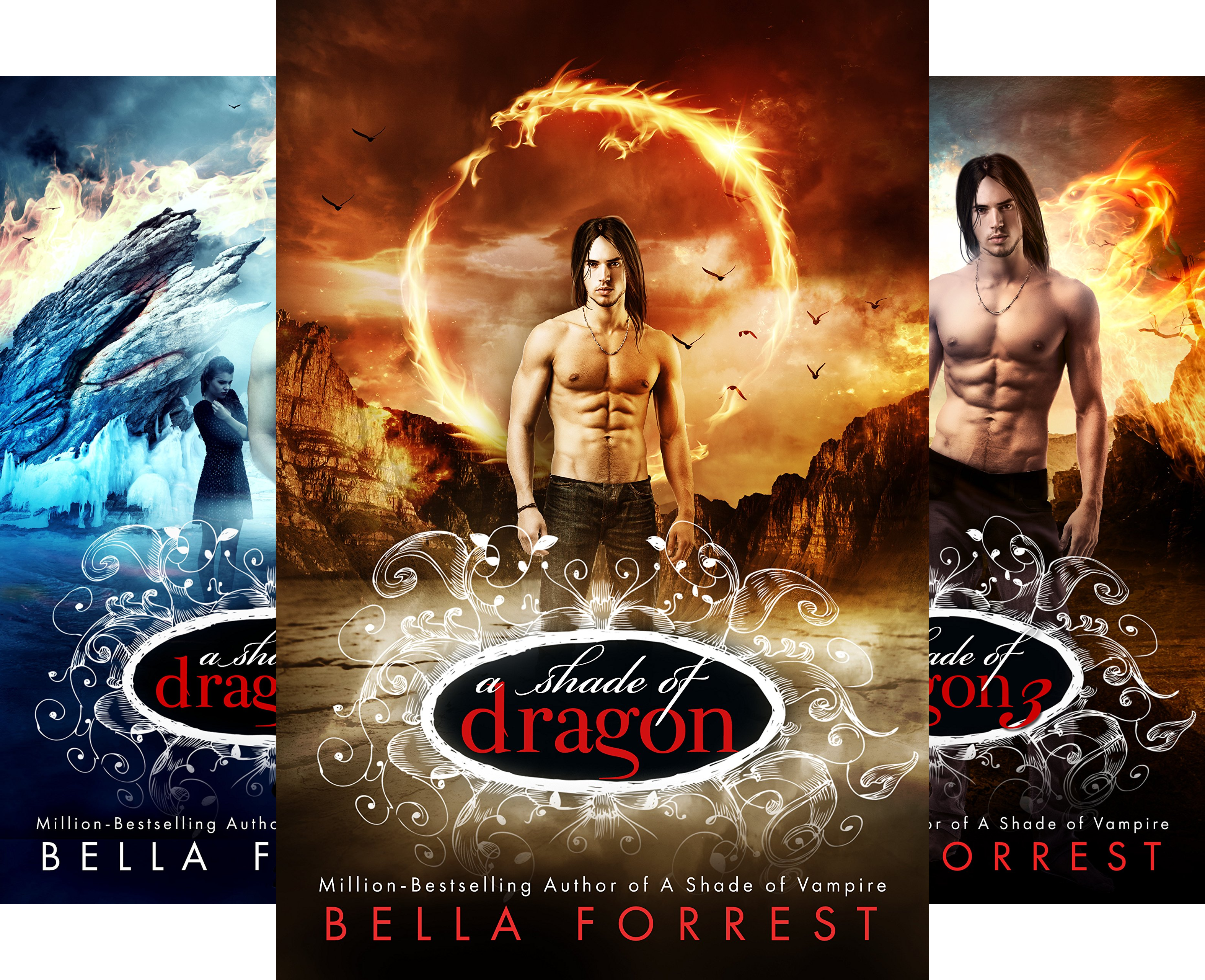 A Shade of Dragon (3 Book Series)