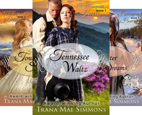 The Homespun Hearts Series (3 Book Series)