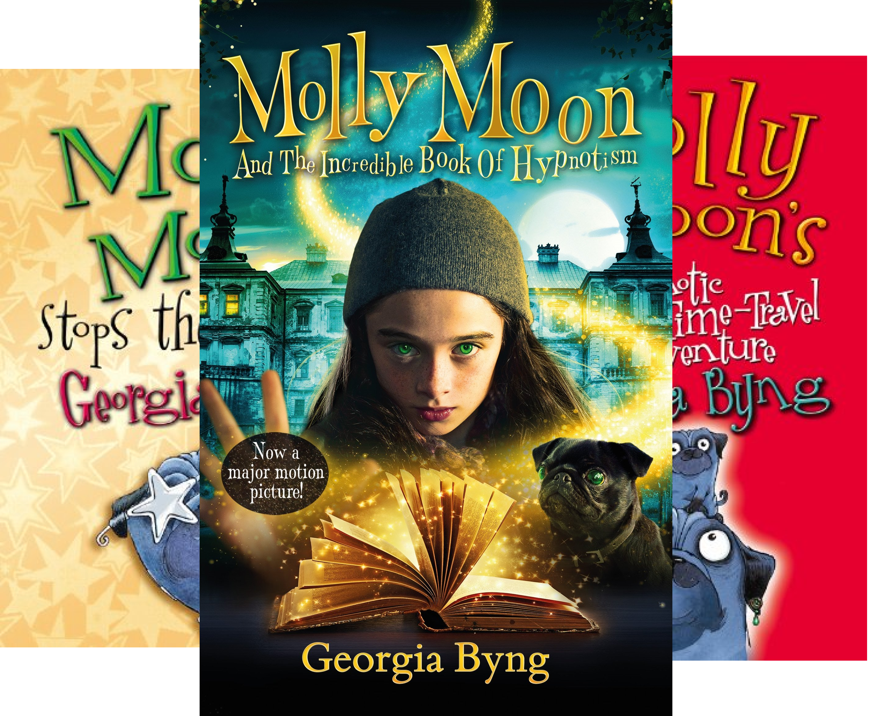 Molly Moon (6 Book Series)