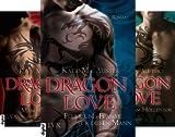 Dragon Love (Reihe in 4 Bänden)